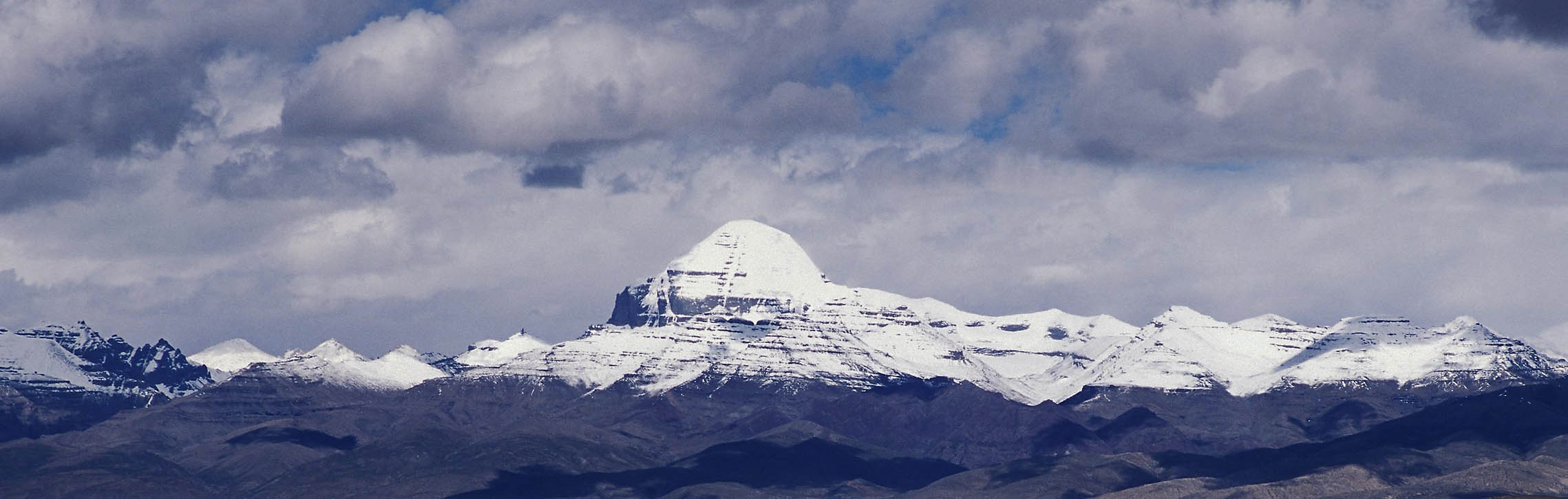 Socrates Geens, Kailash south face, Tibet
